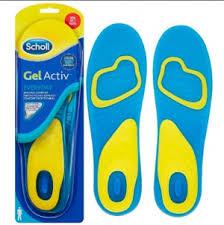 Купите гелевые <b>стельки Scholl Gel</b> Active (Шоль гель актив) по ...