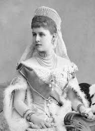 Princess Alexandra of Greece and Denmark