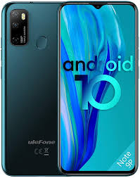 <b>4G</b> Mobile Phone, <b>Ulefone Note 9P</b>, Android 10 Smartphone, SIM ...