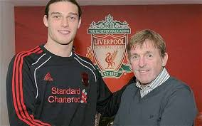 Andy Carroll & Kenny Daglish