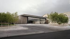 David Chipperfield Architects 2013 St Louis USA