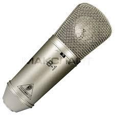 <b>Behringer</b> «B-1» — Конденсаторный <b>студийный микрофон</b> ...