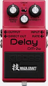 DM-2W | DM-2W Delay - BOSS