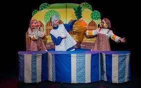 Спектакль «<b>Сказки</b>-<b>малышки</b>» 2019, Ханты-Мансийск — дата и ...