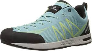 Scarpa Women's Iguana Approach Shoe | Hiking Shoes - Amazon.com