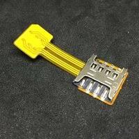 «<b>Адаптер Espada</b> для подключения дополнительной <b>micro</b> SIM к ...