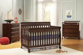 amazoncom davinci kalani 4 in 1 convertible crib with toddler rail espresso toddler beds baby best nursery furniture brands
