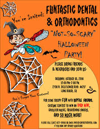 join us on oct 18th for a not so scary halloween funtastic blog