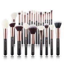 Jessup <b>Pro Makeup Brushes</b> 25pcs Set Foundation Powder Blushes ...
