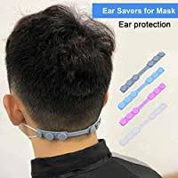 Ear Savers Ear Hook <b>Mask Strap</b> Extenders anti-tight ear protector ...