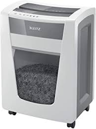 <b>Leitz IQ Office Pro</b> P5 Micro Cut Paper Shredder, Shreds 15 Sheets ...