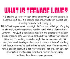 Quotes About Love And Life For Teenagers