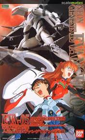 <b>EVA</b>-<b>05</b> Mass Production Model, Bandai 0055850 (2001)