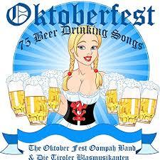 Oktoberfest - 75 German Beer Drinking Songs by Die Tiroler ...