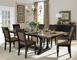 Two Toned Dining Room Sets 2 Tone Dining Room Sets Dining Room