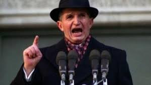 Image result for NICOLAE CEAUSESCU
