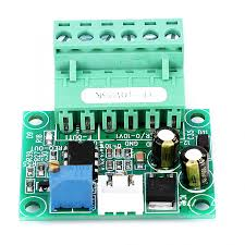<b>Voltage Frequency Converter</b> Module <b>0 10V</b> to 0 25KHz PLC ...