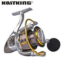 KastKing Kodiak <b>Saltwater Spinning Reel</b> Larger Aluminum Spool ...