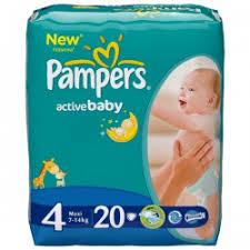 Отзывы о Детские <b>подгузники Pampers Active Baby</b>