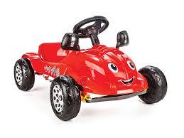 Педальная <b>машина Pilsan</b> Herby (07-302-T)
