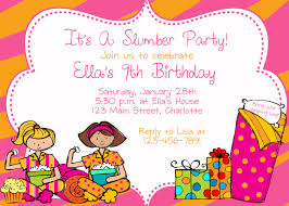 sleepover birthday party invitations theruntime com sleepover birthday party invitations to make surprising party invitation design online 1611201611