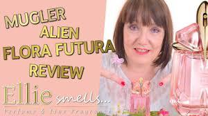 <b>Mugler Alien Flora Futura</b> Review - YouTube