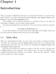 sample essay paper