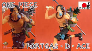 <b>ONE PIECE</b> PORTGAS・D・<b>ACE</b> MANIA Unboxing Japan <b>Figure</b> #224