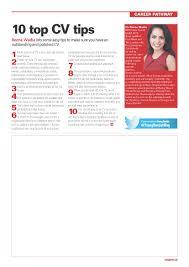 young dentist magazine top cv tips reena wadia blog yd mar wadia