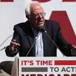 Sanders praises McCain's 'courage' on GOP health care bill