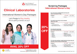International <b>Women's</b> Day <b>Packages 2019</b>