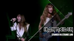 <b>Iron Maiden</b> - Stranger In A Strange Land (Official Video) - YouTube
