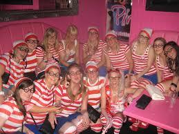 images fancy party ideas: wheres wally hen party hen night themed fancy dress idea
