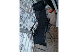 <b>Кресло</b>-<b>шезлонг</b> (черный) <b>GOGARDEN FIESTA</b> 50306 - цена ...