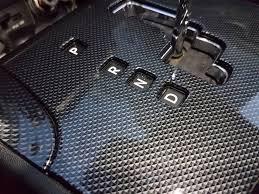 <b>Накладка на центральную панель</b> АКПП — Hyundai ix35, 2.0 л ...