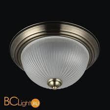 Купить <b>потолочный светильник Freya</b> Planum <b>FR2913</b>-<b>CL</b>-<b>02</b>-<b>BZ</b> с ...