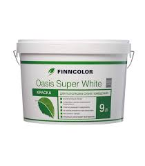 <b>Краска</b> водно-дисперсионная для <b>потолка Finncolor</b> Oasis super ...