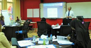 aaw management staff train to boost organizational skills hct news aaw hr train2 aaw hr train3