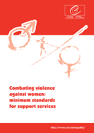 Combating violence against <b>women</b>: minimum standards for <b>support</b> ...