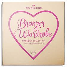 <b>Бронзер</b> Makeup Revolution <b>I Heart Revolution Bronzer</b> Wardrobe ...