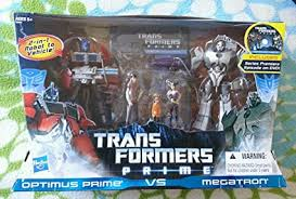 Transformers Prime First Edition Action Figure Set ... - Amazon.com