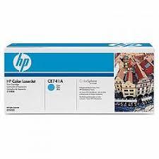 Тонер-<b>картридж HP CE741A</b> купить: цена на ForOffice.ru