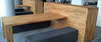 we have been involved with providing bespoke solutions for storage boardroom desks modular tables library with secret access credenza units bespoke office desks