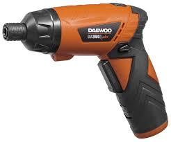 <b>Аккумуляторная отвертка Daewoo</b> Power Products DAA 3600Li Plus