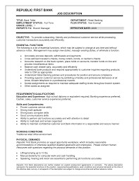 sample combination resume templateteller duties resume bank teller resume description s teller lewesmr teller job description resume