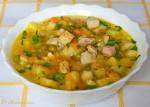 Как приготовить простой вкусный гороховый суп