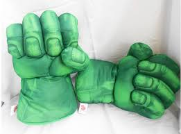 <b>Incredible Hulk Smash</b> Hands Set <b>Marvel</b> Superhero Cosplay ...