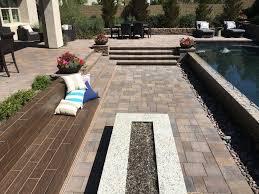 brick patio design ideas catalina pavers