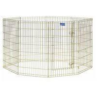 <b>Вольер</b> для собак <b>Midwest Gold Zinc</b> 540-24 61х147х61 см золотой