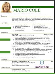 a perfect curriculum vitae samplecv page  seangarrette cobest resume template  latest resume template